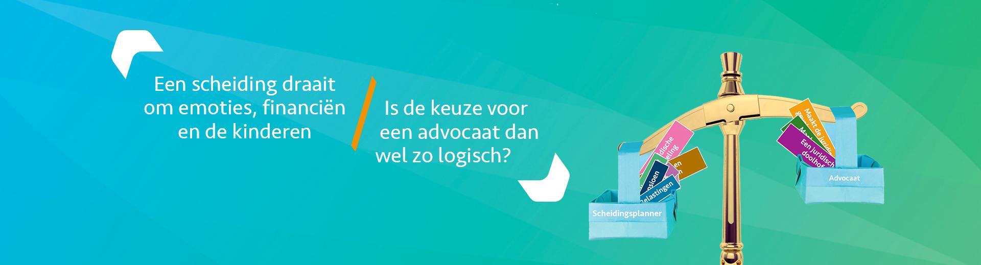scheiden zonder advocaat - Scheidingsplanner Den Haag & Rijswijk