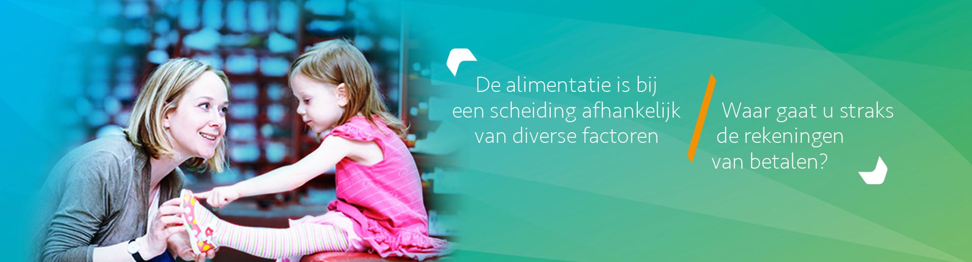 De alimentatie bij een scheiding - Scheidingsplanner Den Haag & Rijswijk