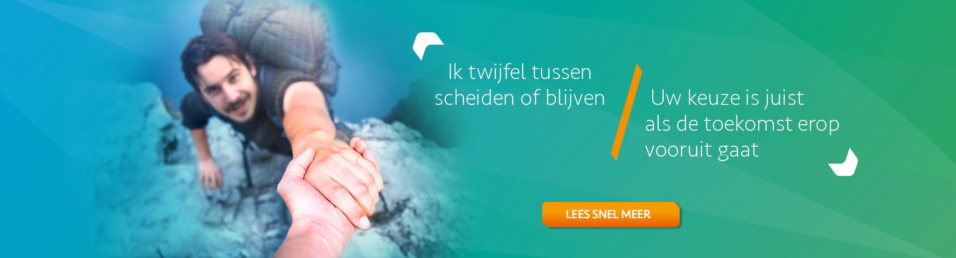 Scheiden of blijven - Scheidingsplanner Den Haag & Rijswijk