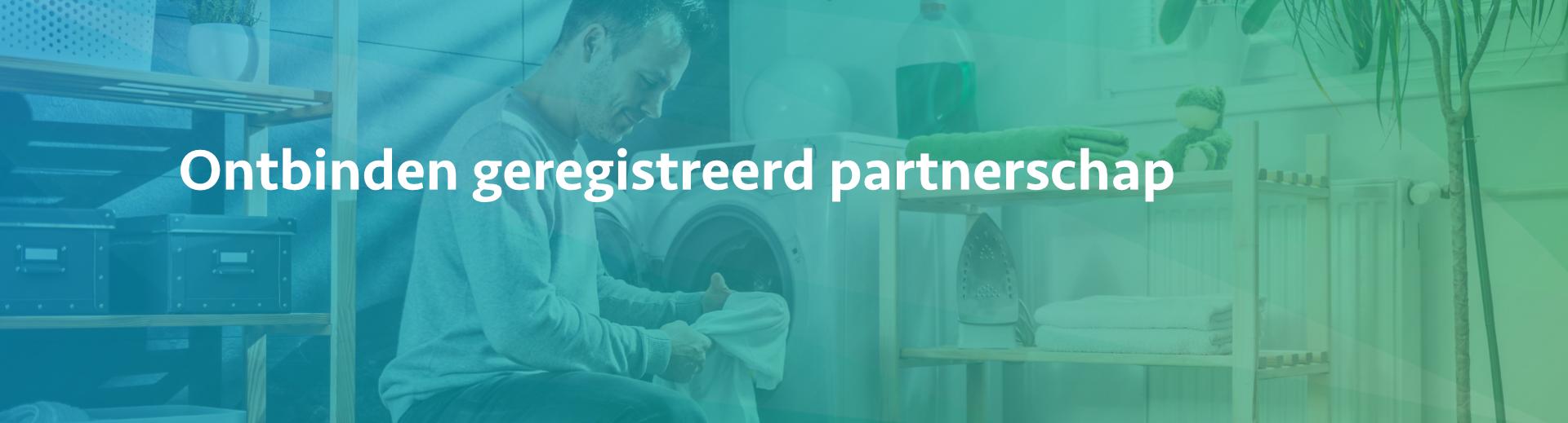 Ontbinden geregistreerd partnerschap - Scheidingsplanner Den Haag & Rijswijk